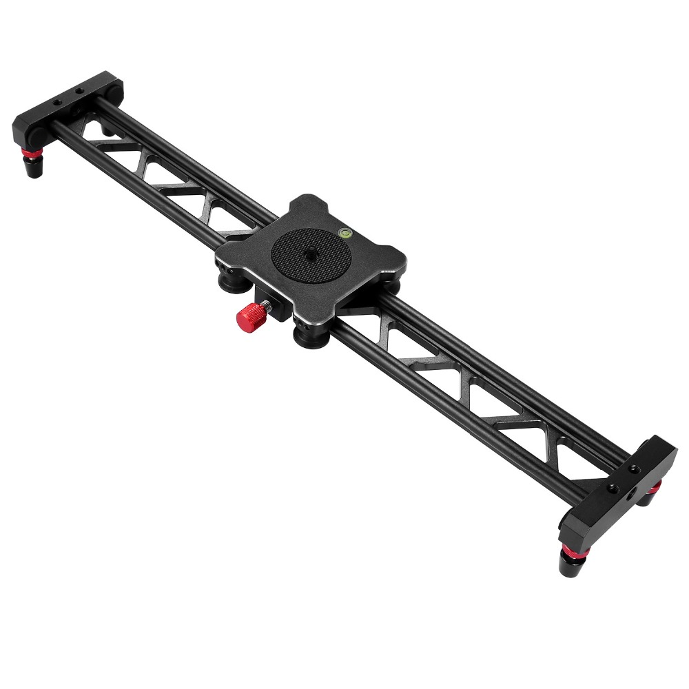 DSLR Camera Video Slider Track Dolly Rail Stabilizer System for Nikon Canon Sony Stabilizing Movie Film Video Making Load 8KG ulanzi 40cm 15in mini aluminum camera video track dolly slider rail system for nikon canon dslr camera dv movie vlogging gear