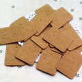 """500Pcs 2.5x3.5cm/0.98x1.37"""" Kraft Paper Ear Studs Card Hang Tag Jewelry Display Crads Packaging Garment Prices Label Tags  H0128"""