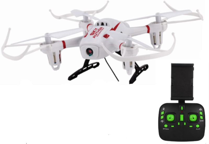 Mini RC Quadcopter with 720P camera RC Aircraft drone 1343 wifi fpv rc drone one key return headless mode with led light gifts купить недорого в Москве