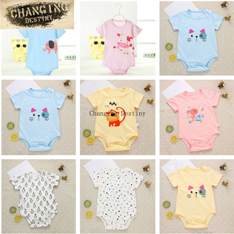He Chang Yi Thick Thighs Save Lives Infant Baby Sleeveless Bodysuit Romper