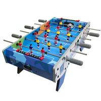 American Six bar Foosball Machine Parent child Wooden Football Table Gifts Soccer Table Party PK Game