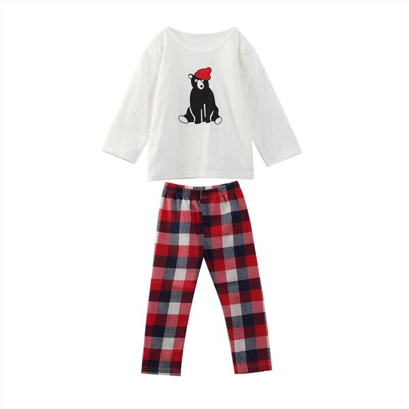 family matching red plaid christmas pajamas - Plaid Christmas Pajamas