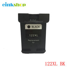 цена на Ink Cartridge for HP 122 122XL Black Ink Cartridge for HP Deskjet 1000 1050 2000 2050 1510 3050 3000 3050A J410a J510a HP122