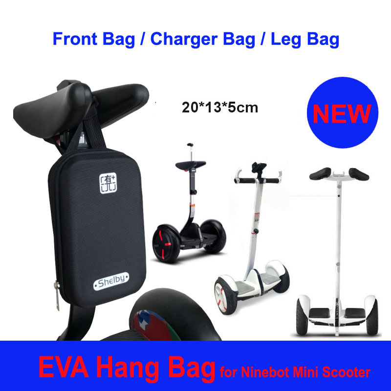 Xiaomi Mini SelfBalancing Scooter Charger Bag Foot Control Hanging Bag Handle Front Bag Tool Carrier for Xiaomi Mini Pro Scooter