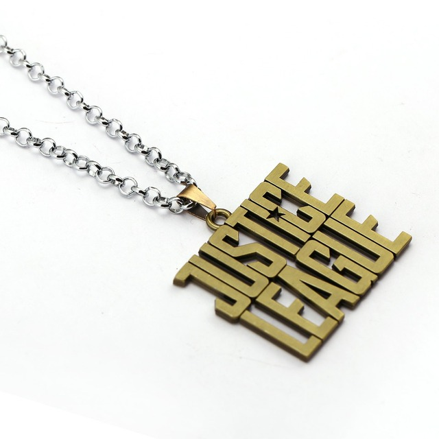 Justice League Necklace