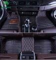 Высокое качество 3D для Toyota COROLLA для ног автомобиль коврик для ног 4 цветов левая рука водителя прямая поставка
