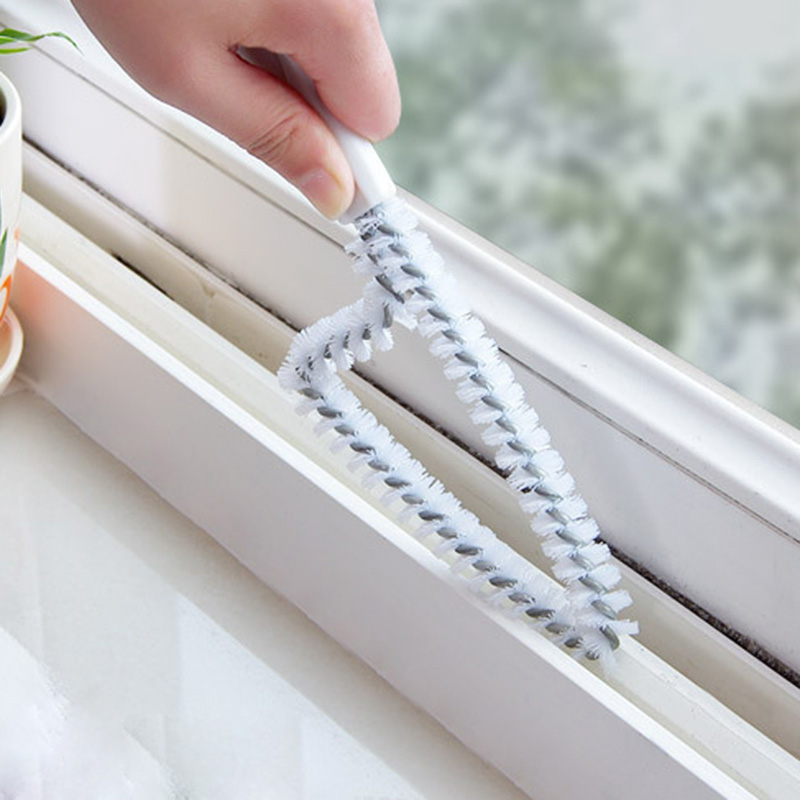Hot Sale Home Window Groove Gap Cleaning Brush Multipurpose Cooker Nook Crevice Cleaner Tool Sale