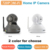 Vstarcam c7837 (b) 720 p mini wifi cámara web inalámbrica, con 15 posición preestablecida soporte de tarjeta SD de Visión Nocturna de Vigilancia Doméstica