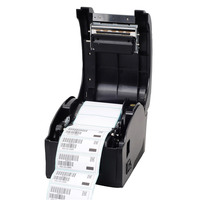 High Quality USB Port Thermal Sticker Printer Barcode Printer Label Printer For Supermarket Milk Tea Shop