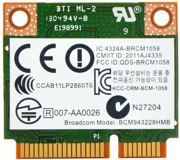 Gateway NV53A Broadcom WLAN Windows 8 X64 Driver Download
