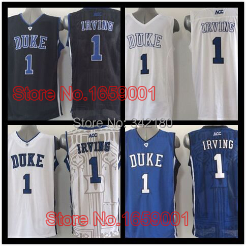 premium selection 82053 a7832 switzerland kyrie irving college jersey 1a2c6 5ecfc