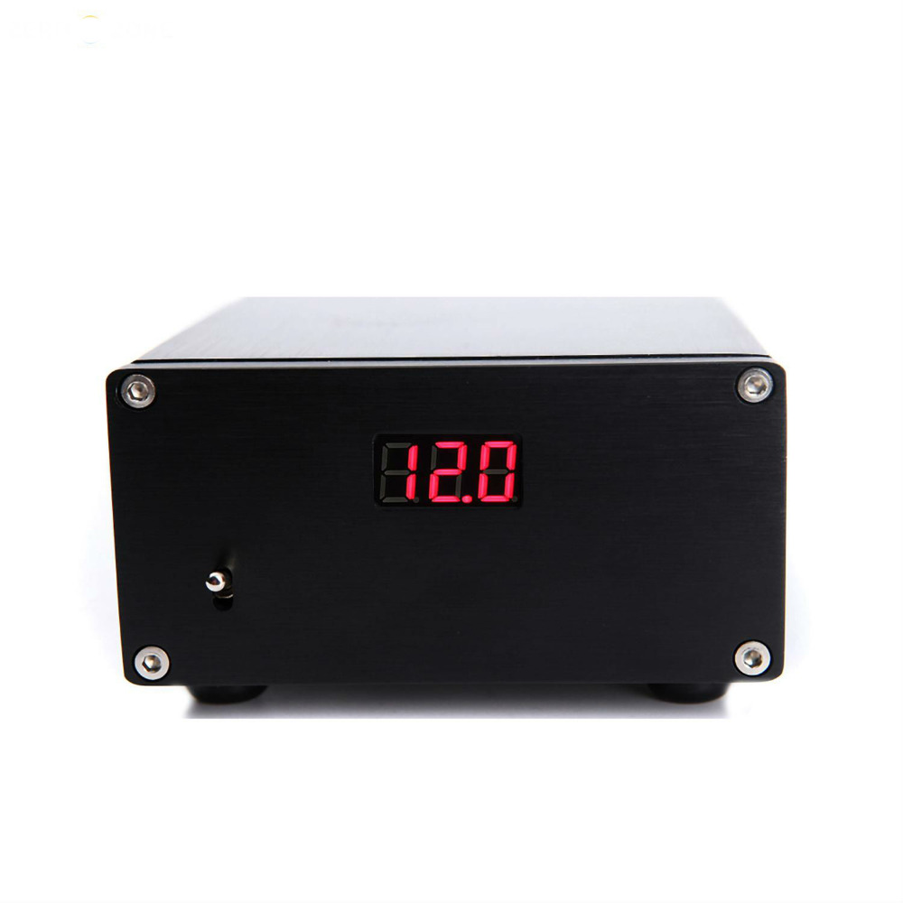 50W HIFI Linear Power Supply Headphone / DAC External Regulator Power Supply With Display hifi 25w linear power usb amp dac raspberry pie cas set top box nas routerexternal power supply with digital display