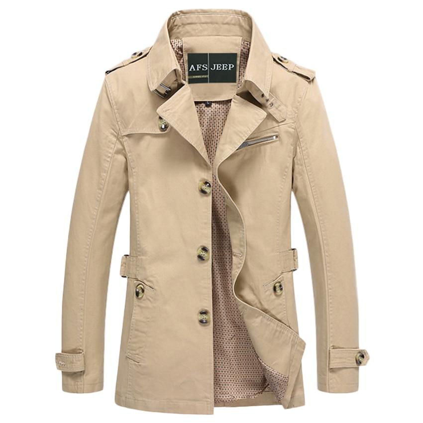 free shipping 2017 AFS JEEP New Fashion Jacket New Arrived Patchwork Fashion Men Jacket Spring Autumn Jacket Men 145