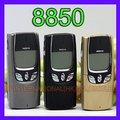 Nokia 8850 Mobile Phone 2 Г GSM 900/1800 Разблокирована Оригинал 8850 Сотовый Телефон Арабский Русский Английский Клавиатура
