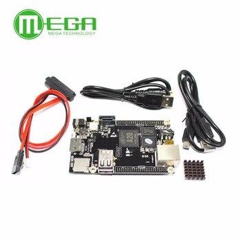 1 stücke PC Cubieboard A20 Dual-core-Development Board, Cubieboard2 dual core mit 4 GB Nand Flash