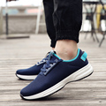 New 2016 Fashion Men Casual Shoes Unisex Summer Walking Breathable Mesh Trainers men's Gym Shoes Lightweight Tenis Couple Shoes