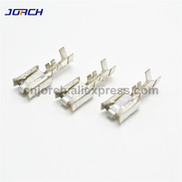 50pcs 6.5 series big auto car splices wire terminal Crimp terminals Non-insulated pins for automotive connector 12092605