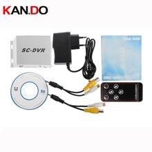 32 Гб опция мини CCTV рекордер SC-DVR 1CH функция воспроизведения Обнаружение движения запись SC DVR SD карта дистанционное управление DVR