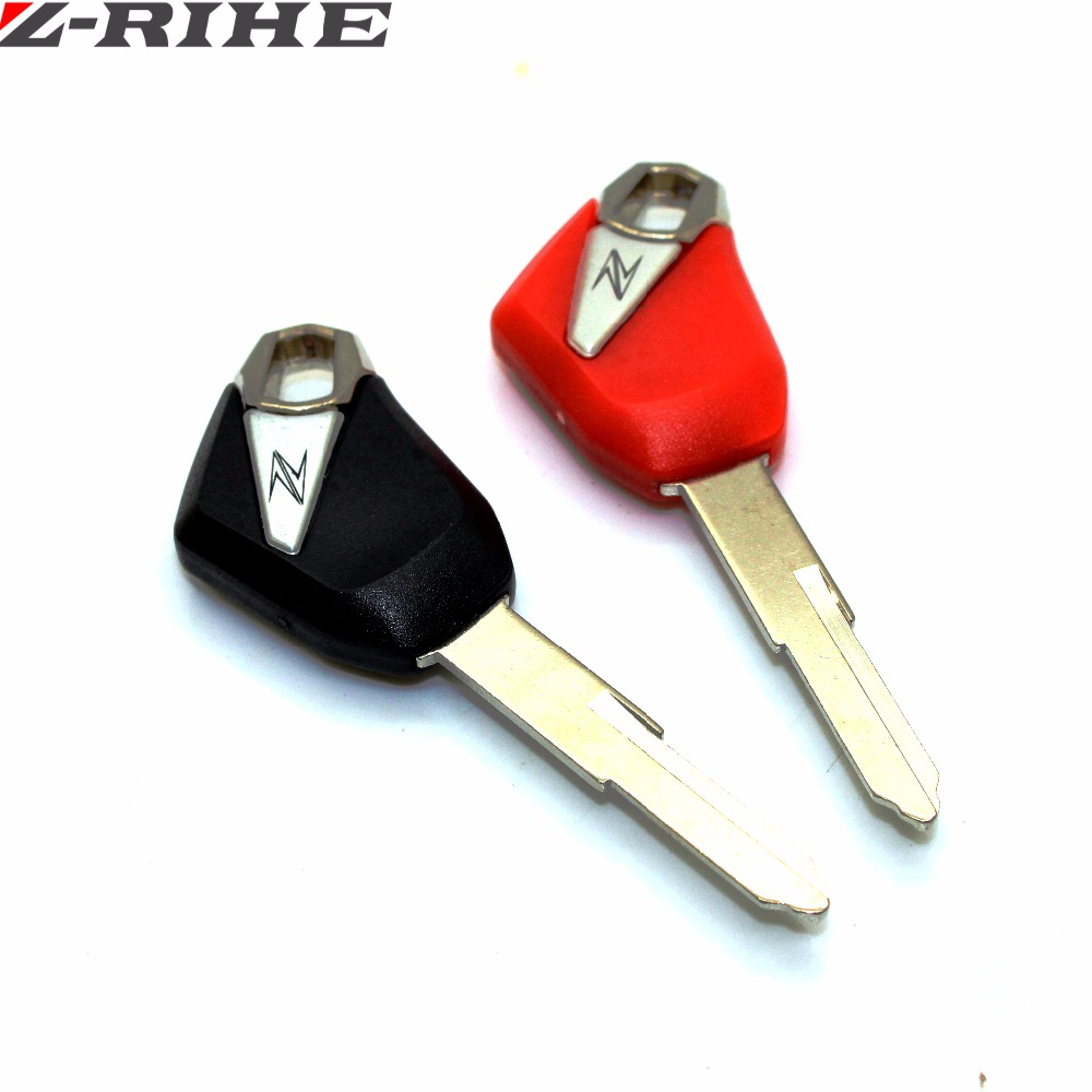 Motorcycle keys in white motorcycle embryo key Motorcycle accessories for kawasaki 1400 ZX-10R ZX-6R ZZR1400 ZX-14R,Ninja ZX-14 original fuel pump oem uc t35 kawasaki 636 zx 6r zx 10r zzr1400 zx 14r