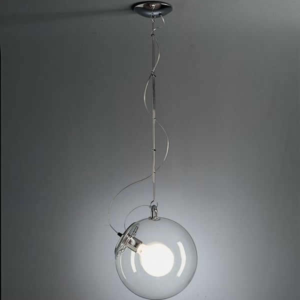 Free Shipping 25CM Glass Lamp Globe Suspension Ceiling Glass Lighting Clear  Pendant Lamp Fixture CH