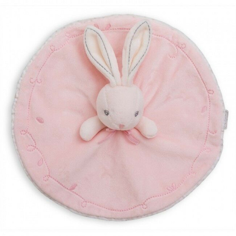 Cute Baby Pacifier Bunny Soothing Towel Baby Plush Toys Infant Very Soft Security Blanket Sleep Friend Plush Rabbit Doll Toys infant baby nursery soft smooth bath security cute bear toy blanket
