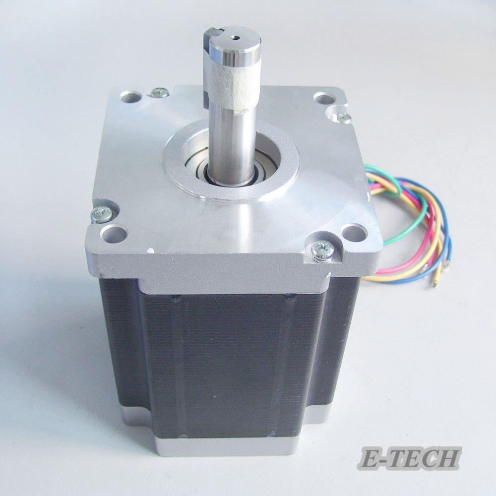 цена на NEMA 42 Stepper Motor 1.8 degrees 21N. M (2917oz-in) Frame 110 mm Body length 150 mm CNC stepper Motor CE ROHS
