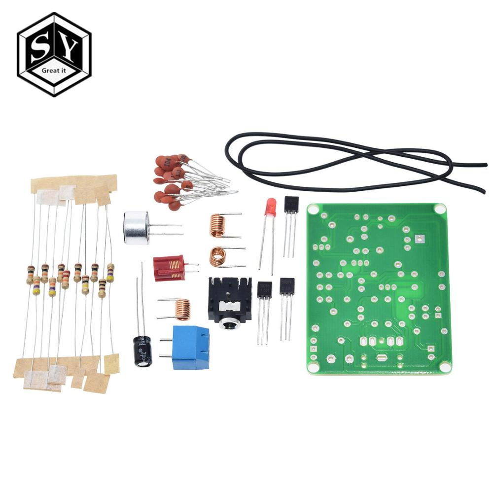 Transmitter Circuit Wireless Fm Transmitter Circuit 1w Fm Transmitter