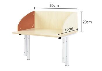 60*40*20CM Bed Head Laptop desk bedroom lazy person desk