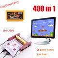 Subor D99 TV jugador del juego + 400 EN 1 Classic Cassette Máquina de juego de TV Familia Juego De NES Consola de Videojuegos Nostalgia venta al por mayor
