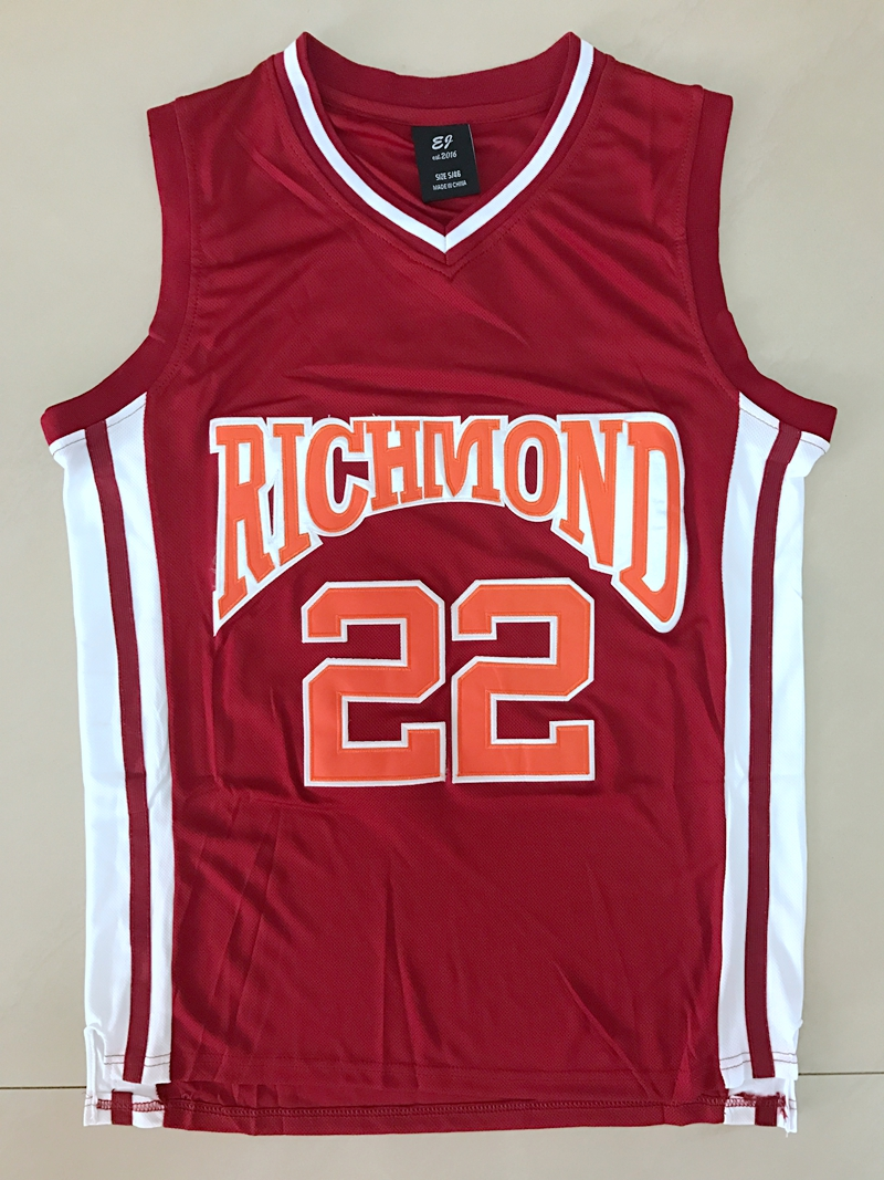 6f0128d0c6a Buy richmond basketball jersey and get free shipping on AliExpress.com