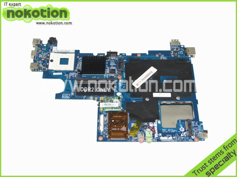 NOKOTION BA92-04293A laptop motherboard for samsung Q35 BA92-04293B BA41-00686A 945GM GMA950 DDR2 Free shipping nokotion laptop motherboard ba41 01181a for samsung r425 mainboard ba92 06034a ba92 06034b hd5145 512mb ddr2 tested