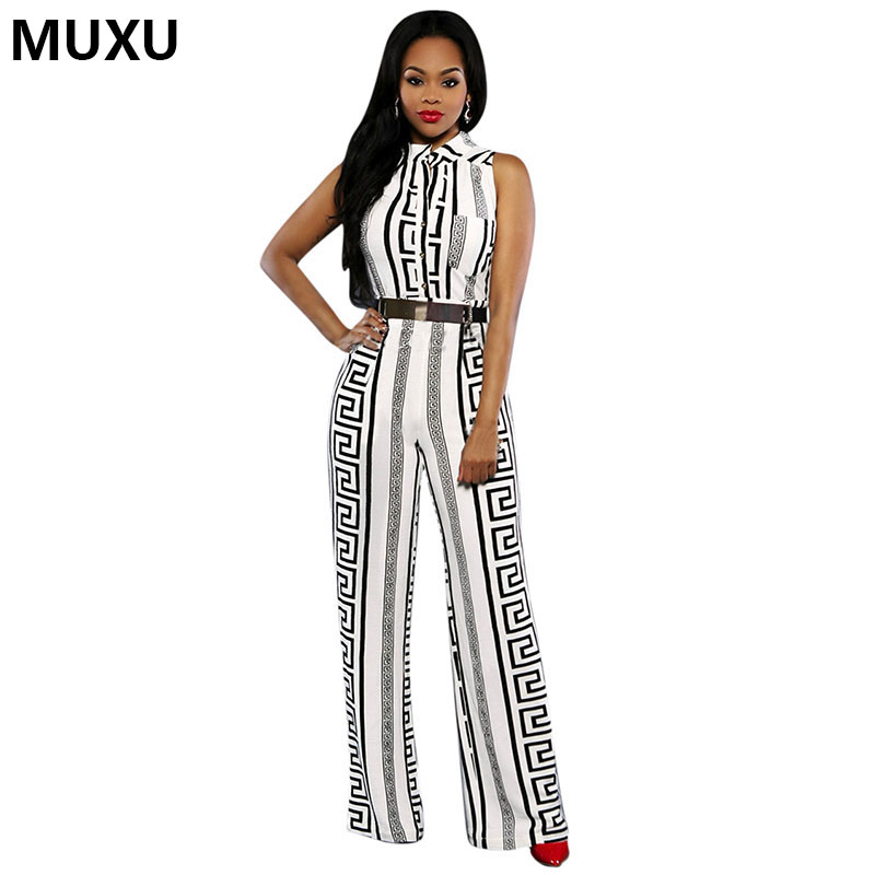 MUXU sexy body femmes summer bodies jumpsuits for women europe and the united states jumpsuits rompers plus size bodies 2017