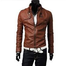 ed8e0b2f8bce6 Toptan Satış cheap mens leather coats Galerisi - Düşük Fiyattan satın alın  cheap mens leather coats Aliexpress.com'da bir sürü