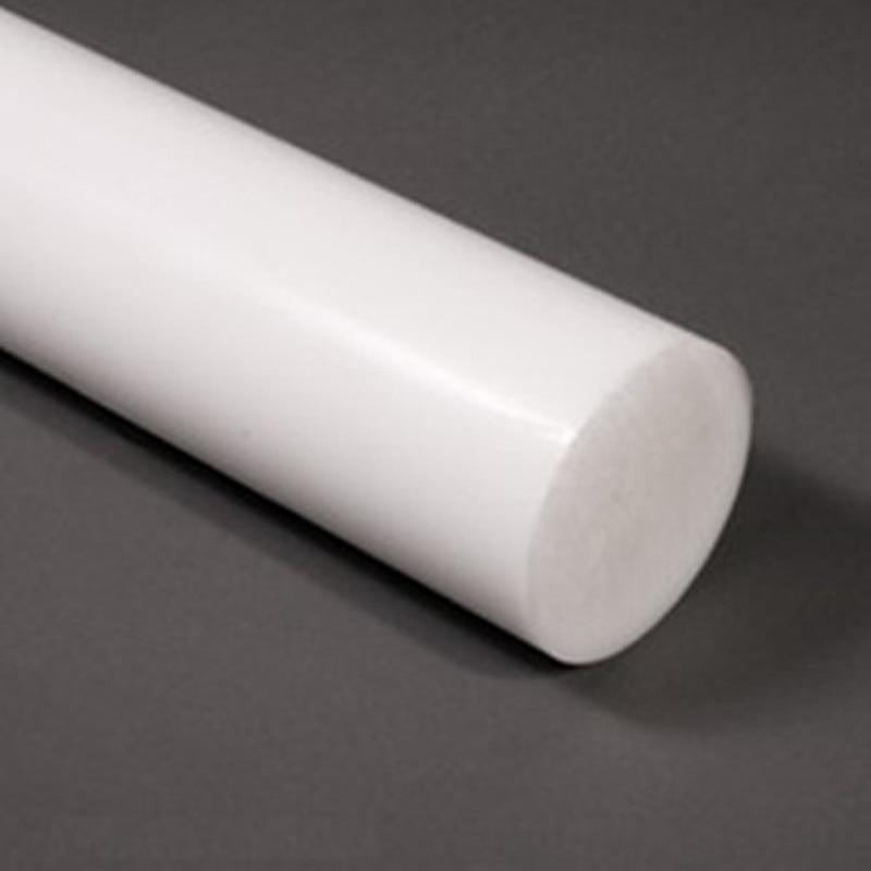 Купить с кэшбэком OD25x1000mm Acrylic Rods Multicolor Translucent Color Plastic Towel Clear Bar Home Garden Improvement Can Cut Any Size