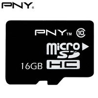 PNY Micro SD Card Memory Card 8GB 16GB Class 10 TF Card For CellPhone Tablet Microsd
