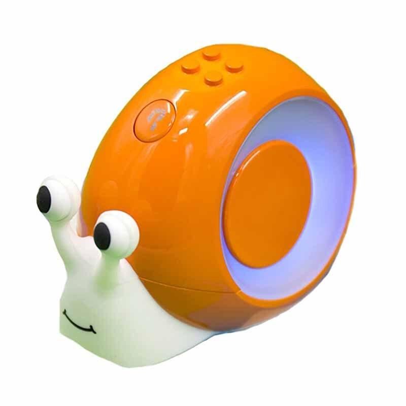 Jouet de Robot d'escargot Intelligent RC en plastique de bande dessinée pour l'éducation intelligente Programmable à la vapeur avec des cartes de musique pour le cadeau d'enfants