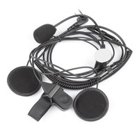 Super Quality Upgraded Two Way Radio Headset Kit For Motorcycle Helmet