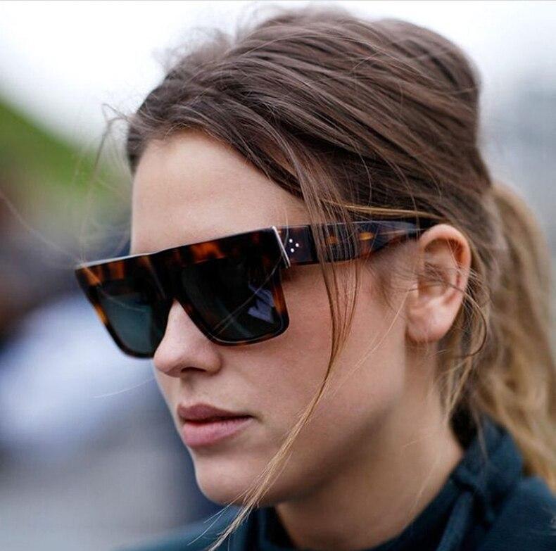 JackJad Fashion 41756 ZZ-TOP Kardashian Style Sonnenbrille Damen - Bekleidungszubehör - Foto 5