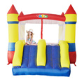 Yard inflable castillo inflable de la gorila moonwalk residencial
