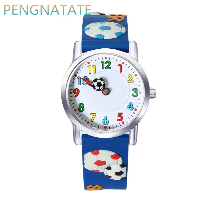 NEW Child 3D CLOCK WILLIS Brands Children Waterproof Watches Cartoons Design Analog Clock kid Quartz Wrist Watches PENGNATATE willis new fashion cartoon quartz watches 3d flowers children clock waterproof watches kids best leisure gift watch pengnatate