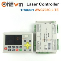 Trocen AWC708C LITE Co2 Laser Controller for laser engraving machine replace AWC608