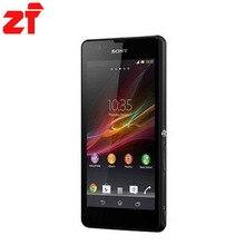 Sony Xperia ZR Original Unlocked Quad-core 3G&4G GSM RAM 2GB WIFI GPS 4.55'' 13.1MP 8GB Sony M36h C5503 C5502 Mobile phone