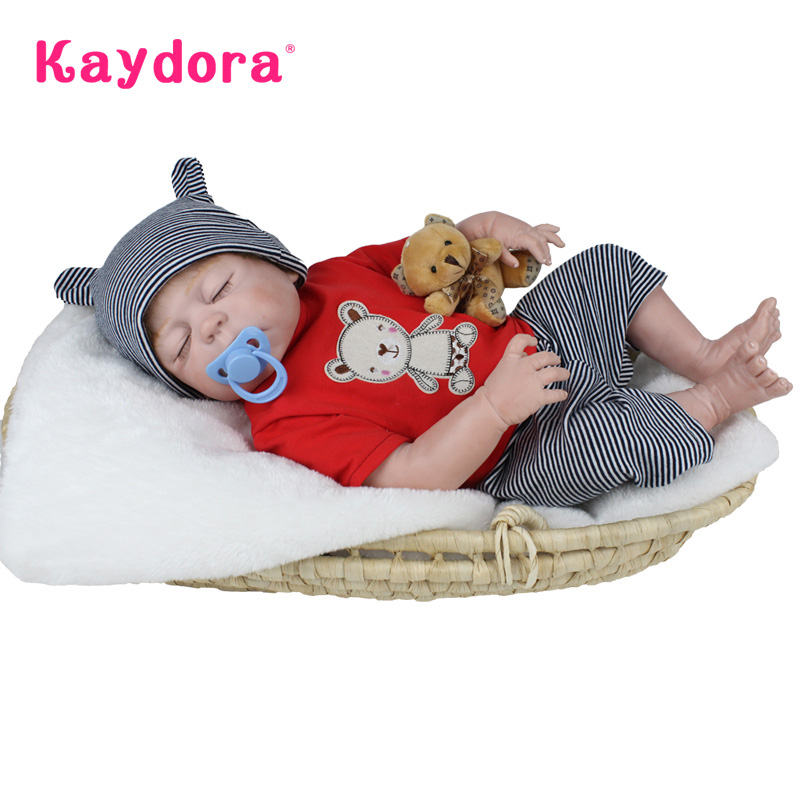 Kaydora 55 CM baby doll toy Lifelike bebe reborn menino de silicone dolls for girls handmade adora lol doll toys for girls giftKaydora 55 CM baby doll toy Lifelike bebe reborn menino de silicone dolls for girls handmade adora lol doll toys for girls gift