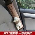 Fuentes de la decoración de dibujos animados cinturón de seguridad cinturón de seguridad del coche en el coche para vehículo suministros linda chaqueta