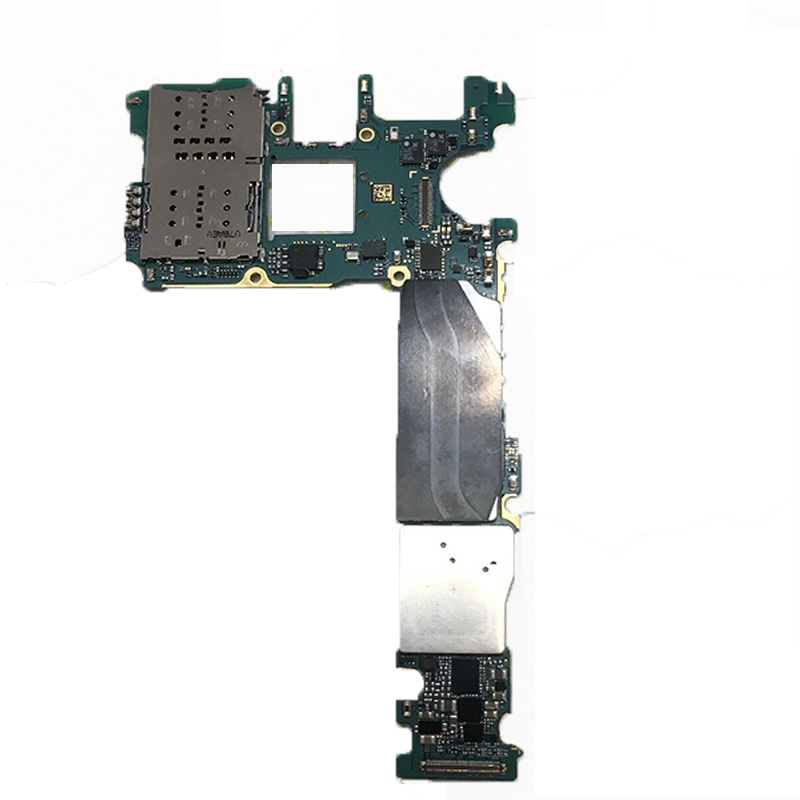 Image 5 - Tigenkey For Samsung Galaxy S8 G950F Motherboard Original G950F Unlocked Main Motherboard Replacement-in Mobile Phone Circuits from Cellphones & Telecommunications