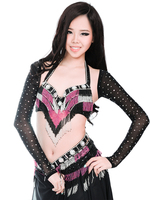 New Women S Belly Dance Set Costume Belly Dancing Clothes Sexy Night Dance Bellydance Carnival Tops