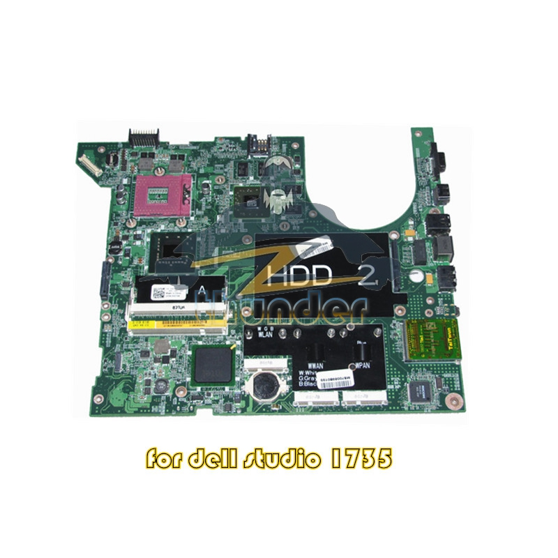 CN-0H274K for dell Studio 1735 laptop motherboard pm965 HD3650 DDR2