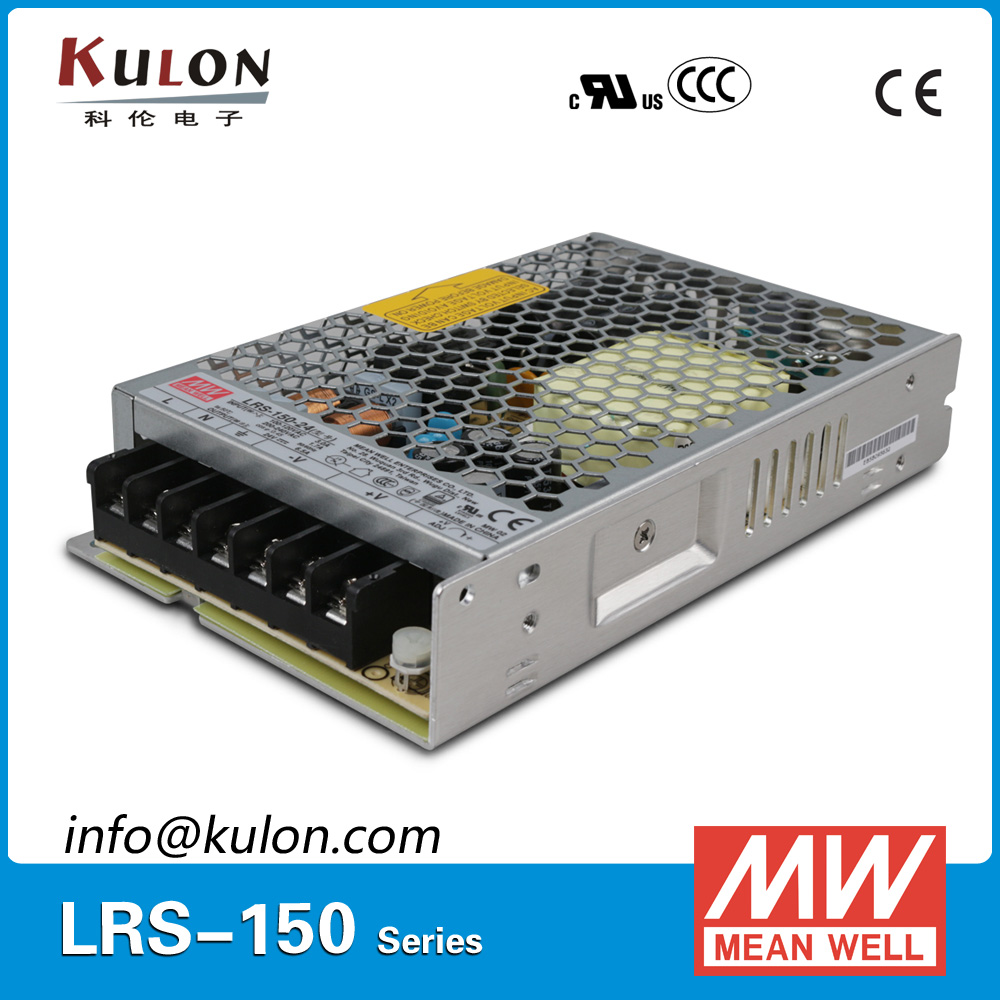 Original MEAN WELL LRS-150-15 Low profile single output 150W 15V 10A Meanwell Switching Mode Power Supply LRS-150 original mean well lrs 350 15 350w 15v 23 2a output meanwell switch mode led power supply