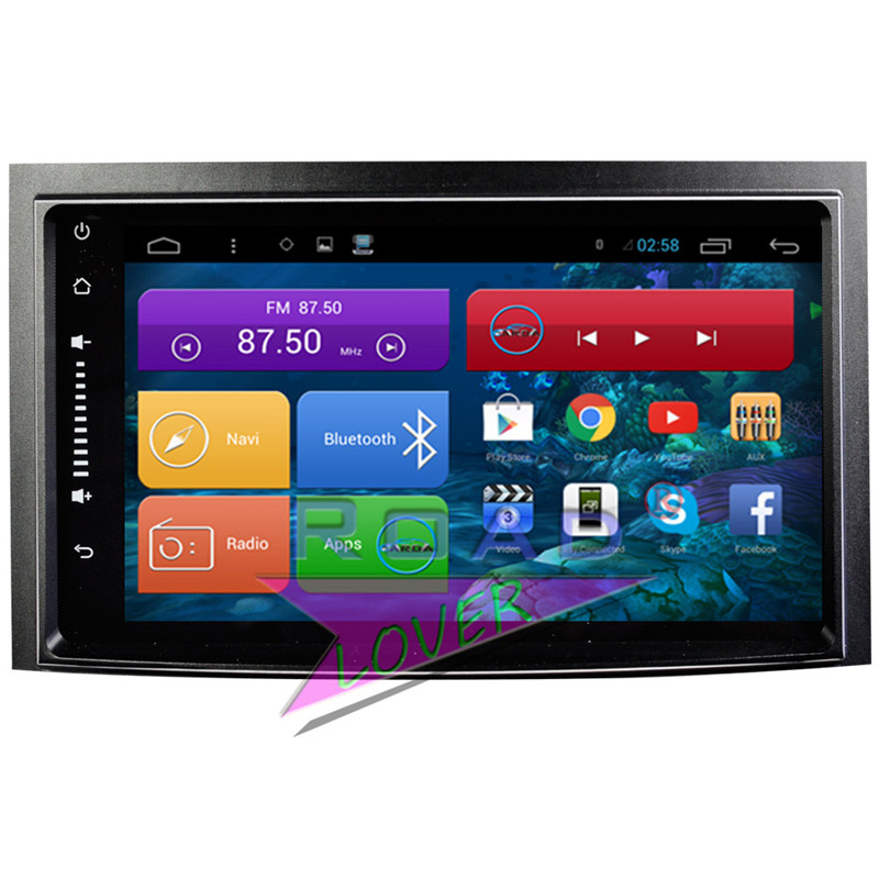 Roadlover Android 6.0 2G+16GB Car Head Unit Auto Audio For Toyota Venza 2013 Stereo GPS Naviagtion Quad Core 2Din Player NO DVD
