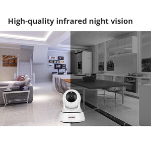 Image 5 - SECTEC 720P Cloud Storage IP Camera  Wireless WIFI cam Home Security Surveillance CCTV Network Camera Night Vision Baby Monitor